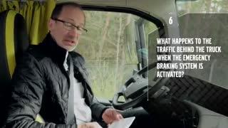 سیستم های هوشمند ایمنی حمل و نقل VOLVO