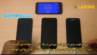 مقایسه سرعت شارژ Galaxy S7 edge، Pixel XL و iPhone 7 plus (با زیرنویس فارسی)