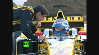 پوتین و فرمول یک و سرعت 240 کیلومتر بر ساعت