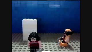 lego wonder woman vs wolverine