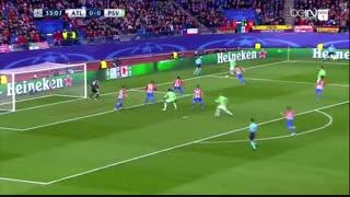 خلاصه بازی:  اتلتیکومادرید  2 - 0  آیندهوون