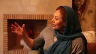 یکتا ناصر، بارداری  و حضور در سریال عاشفانه