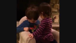 lovely siblings*~Julian & Elise*~