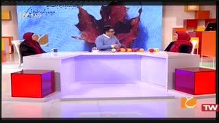 گفتگوی شنیدنی با مایده طهماسبی و شبنم فرشادجو در حالا خورشید رضا رشیدپور