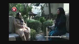 گفتگو با پولدارترین زن ایران