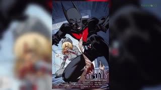 Batman Beyond VS Spider-Man 2099: Epic Battle