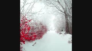سلام جاتون خالی برف بازی اینقدر خوش گذشت