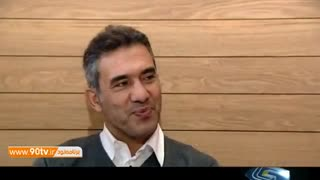 گفتگو جذاب با عابدزاده و همسرش از گل ۶۰ متری به استقلال تا مافیا