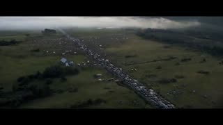 the arrival trailer