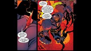 BATMAN vs. darkseid