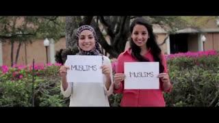 فیلم کوتاه - مسلمان-دید دیگر کشورها و ادیان به اسلام وحجاب