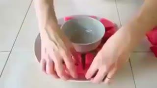 بهترین روش قاچ کردن هندوانه  - میوه دانه