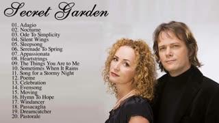 بهترین آهنگهای آرامش بخش گروه باغ اسرارآمیز(Secret Garden)