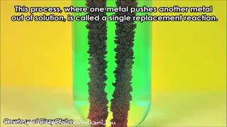 ده تا از آزمایش های جالب شیمی