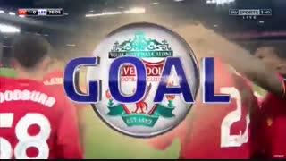 خلاصه بازی:  لیورپول  2 - 0  لیدز