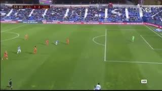 خلاصه بازی:  لگانس  1 - 3  والنسیا