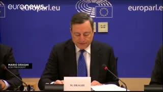 تدابیر بانک مرکزی اروپا در مقابل ایتالیا