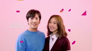 [16.11.30 High Five JTBC - Yonghwa & YeonHee [Drama 'The Package