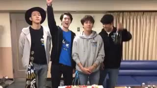 """16,11.30 CNBLUE Thank you Message for 5th Anniversary Tour """"-Our Glory Days-"""" Finished"""