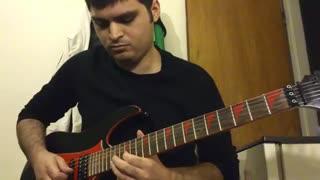 گیتار سولوی شال از The Ways