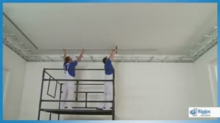 نصب و راه اندازی سقف های تزئینی
