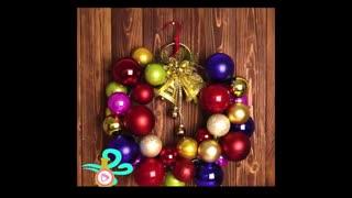 ایده های خوشکل برای ساخت وسایل تزیینی و دکوراسیون کریسمس