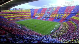خلاصه بازی:  بارسلونا  1 - 1  رئال مادرید