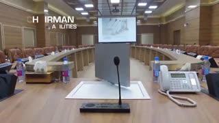 سیستم های کنفرانس دیجیتال تلویک در ایران