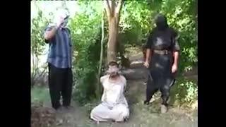 روش سر بریدن داعشی ها
