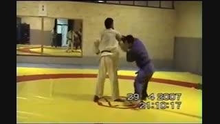 دفاع شخصی استاد علی محمدی (1)