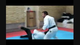 دفاع شخصی استاد علی محمدی (3) - مبارزه با 7 نفر!