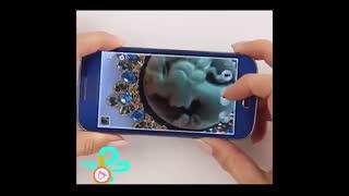 ایده ای جالب برای عکاسی کلوزآپ با موبایل!