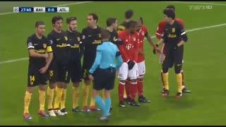 خلاصه بازی:  بایرن مونیخ  1 - 0  اتلتیکومادرید