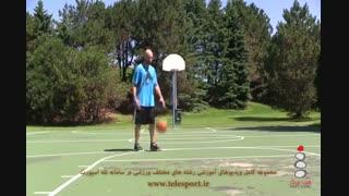 آموزش تکنیک های بسکتبال خیابانی