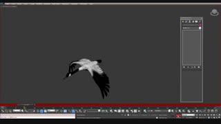 (Birds flock in 3ds Max (TUTORIAL