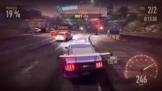 تریلر بازی Need for Speed™ No Limits