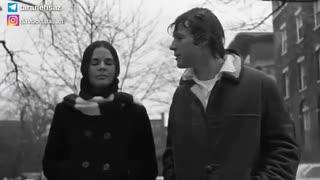 آهنگ دوسِت داشتم از محسن چاوشی-میکس فیلم love story