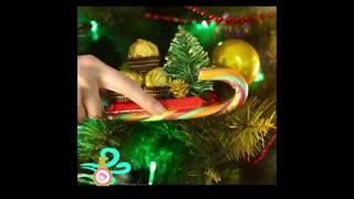 آموزش ساخت وسایل تزیینی و دکوراسیون کریسمس-قسمت سوم