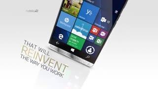 HP Elite X3 تلفن هوشمندی با ویژگیهای چندین دستگاه