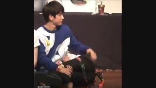 Got7 - jinbam [خابوندن بچه به روش مامان جونیور ] ^_^