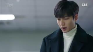 ❤اوپا لی مین هو ❤ سکانس منتخب از قسمت 8 سریال افسانه دریای آبی(دوستان عزیز تمام لینکهای ویدئوهای جدید در قسمت توضیحات )