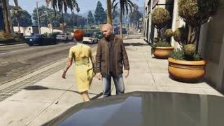 مد احیای قلب در بازی GTA V
