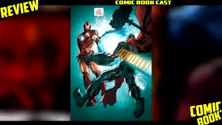 Armor Wars Secret Wars Issue 1-5 Complete Story