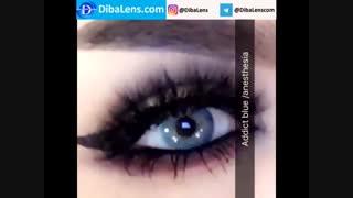 آناستازیا  ادیکت-بلو|DibaLens.com-Addict  Blue