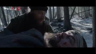 سکانس قتل پسر دیکاپریو در فیلم بازگشته(The Revenant,2015)