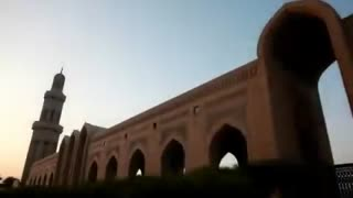 مسقط پایتخت کشور عمان