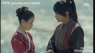 میکس عاشقانه و هماهنگ سریال عاشقان ماه تقدیم به محبوبترینم ، آجی آسیایی عزیزم