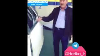 از 8 ایربک این محصول ایران خودرو هیچ کدوم عمل نکرده