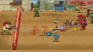 تریلر بازی: در بازی Last Heroes – The Final Stand زامبی ها را از بین ببرید