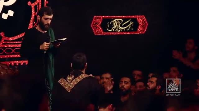 سید علی مومنی-سید مجید بنی فاطمه